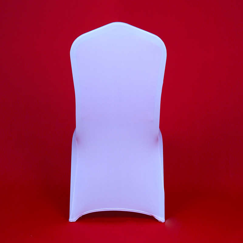 Awe Inspiring 100Pcs White Wedding Chair Covers Cheap Spandex Lycra Chair Covers For Christmas Party Banquet Hotel Decor Andrewgaddart Wooden Chair Designs For Living Room Andrewgaddartcom