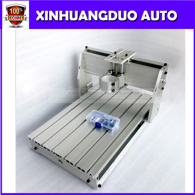 Best New !  3040 CNC router milling machine mechanical kit CNC aluminium alloy Frame ball screw for DIY user