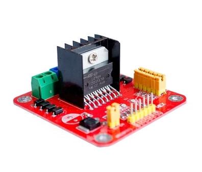 Wholesale 10pcs/ lot L298 Module L298N Dual Bridge DC ...