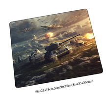 World of tanks mouse pad Mass pattern gaming mousepad gamer mouse mat pad game computer Popular padmouse laptop large play mats