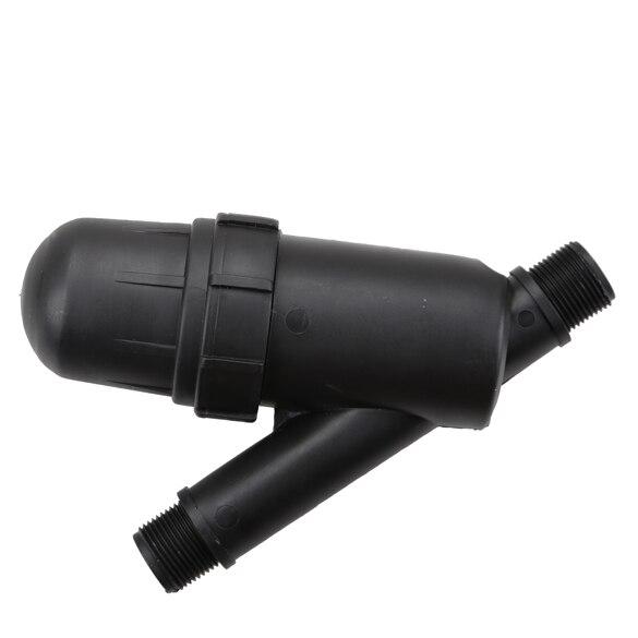 3/4 zoll edelstahl 120 Mic Screen Filter Sprayer Filter für Gartenarbeit Tropfbewässerung Tank Pool Pumpe Garten Liefert