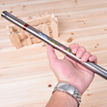 4.5m / 14.76ft Carbon Fiber Portable Telescopic Fishing Rod Ultralight Mini Pole Travel Fishing Tackle