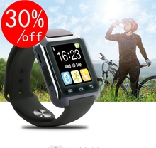 Smart watch SIM bluetooth 3 farben unterstützung Fernbedienung smartwatch für apple iphone android samsung Huawei PK U8 GT08 Uh0