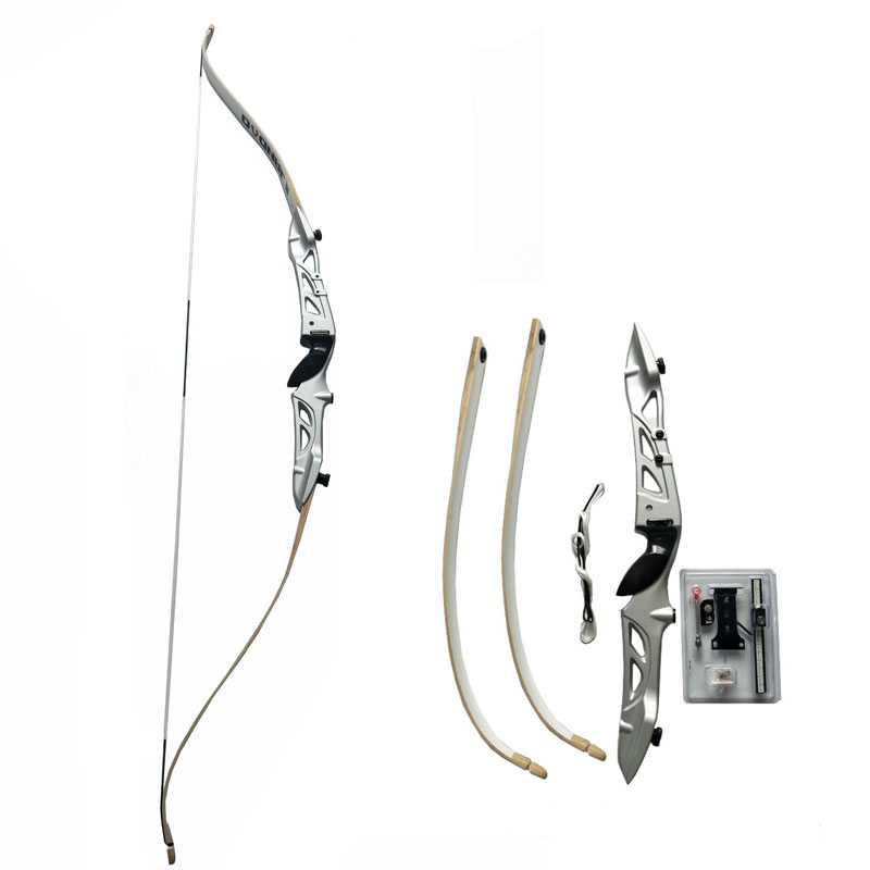 66inch Recurve Bow Draw Weight 16lbs to 40lbs Longbow Aluminum alloy Bow Hand a Recurve Bow Sight and Arrow Rest раскладушка therm a rest therm a rest luxurylite mesh xl