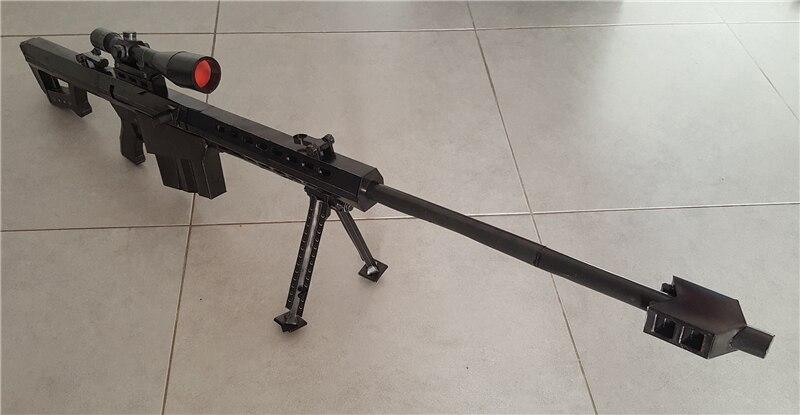 Cheap paper model gun
