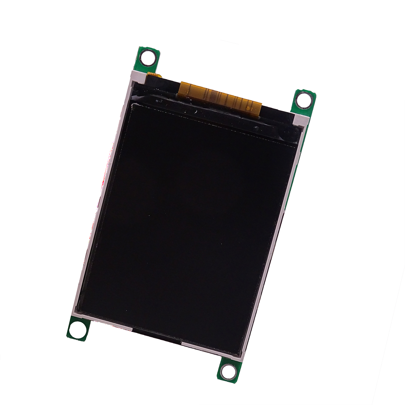 US $5 41 |2 4inch Smart USART UART Serial TFT LCD Module 320 240 with  positioning H hole zero code driver for Arduino without touch screen-in LCD