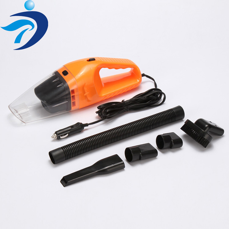 Automotive Vacuum Cleaner Dry-wet Dual-purpose Large Suction Vehicle-mounted Dust Collector Car Electrical Appliances