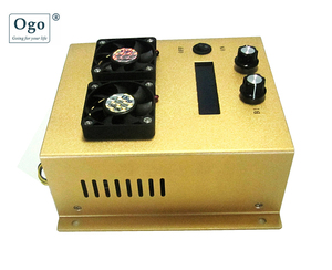 Image 3 - Max 99A Controller Intelligent PWM Controller OGO ProX Luxury Version 4.1 with Open Setting Funtion
