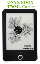 New ONYX BOOX T76ML carta+ 6.8″ ebook reader 1G/16GB Bluetooth WiFi e-ink touch screen Android books+cover free shipping