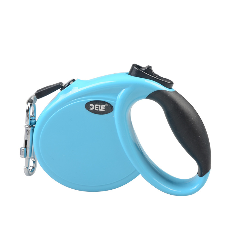 High Quality Dogs Leash Automatic Retractable Pet Leash For Big Dogs Universal Remote Control With Super Flat Belt 2.5M