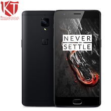 Original Oneplus 3T oneplus 3 T 4G LTE Mobile Phone Snapdragon 821 Quad Core 5.5″ 6GB 64GB Android 6.0 NFC 16MP Fingerprint