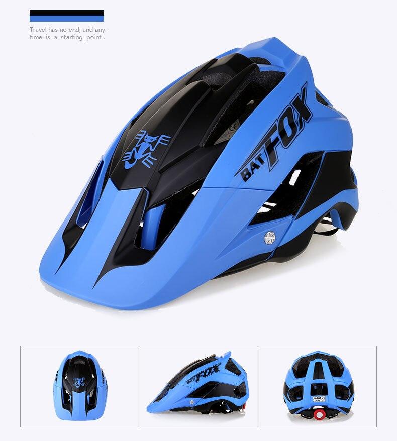 2018 nova moldagem geral capacete de bicicleta