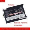 Оригинальный 3 75 V 33Wh 45N1728 45N1729 45N1726 45N1727 Аккумулятор для Lenovo ThinkPad Tablet 10