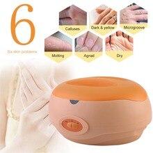 Paraffin Therapy Spa Bath Wax Pot Warm Beauty Salon Warmer W