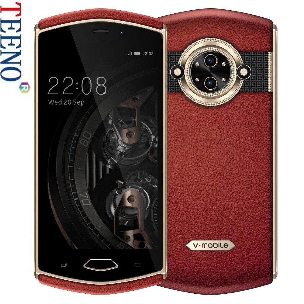Vmobile 8848 мобильный телефон Глобальная версия Смартфон Android 7,0 5,0 экран 13MP камера 3 ГБ + ГБ 32 Гб Dual Sim четырехъядерный сотовый телефон