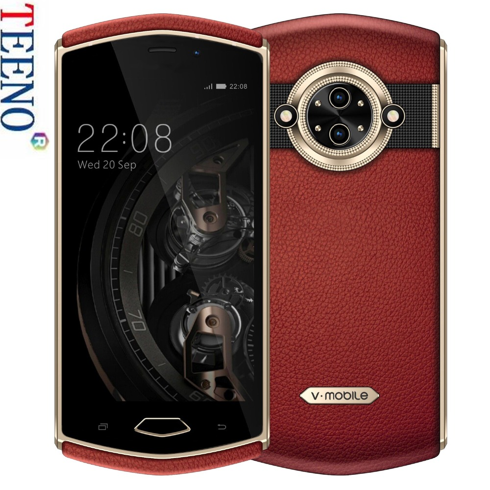 Vmobile 8848 Mobile téléphone Mondial version Smartphone Android 7.0 5.0 Écran 13MP Caméra 3 gb + 32 gb Double sim Quad Core Téléphone portable