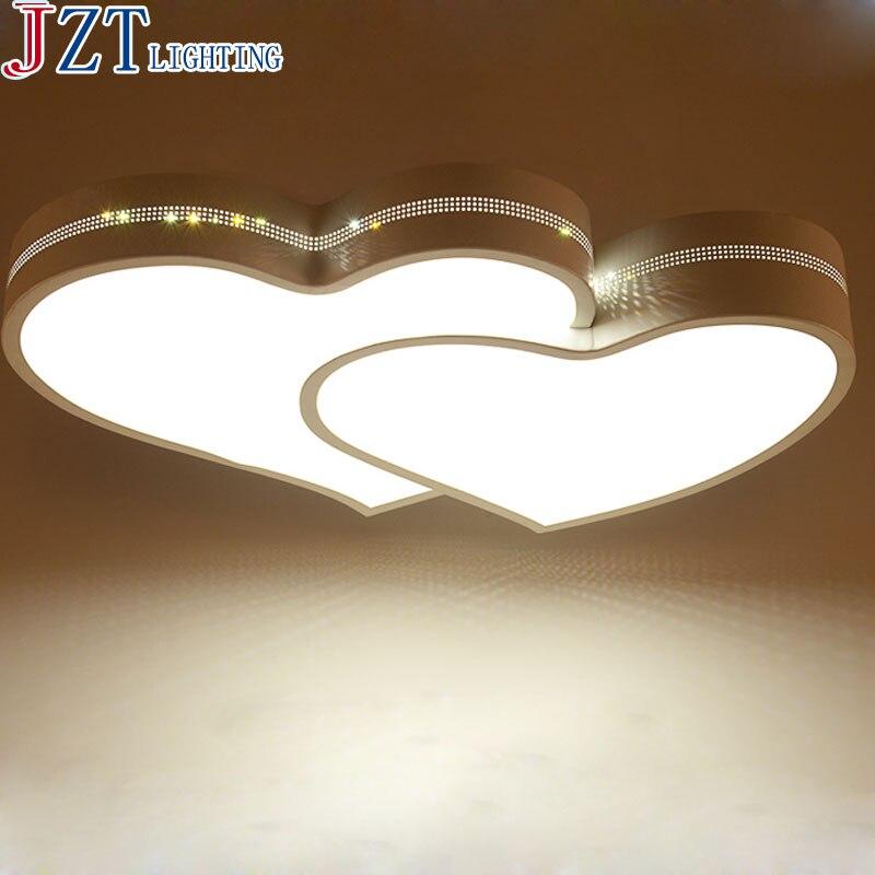 Acquista all 39 ingrosso online rosa lampada da soffitto da for Lampade a led per camera da letto