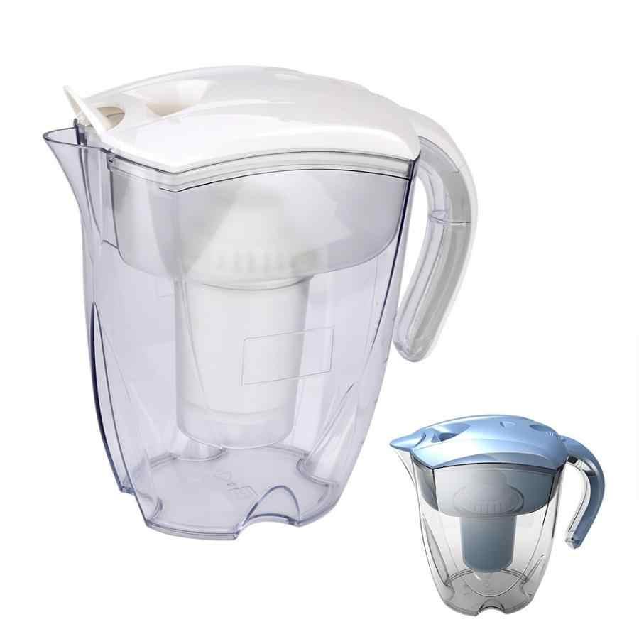 3,5л фильтр для воды кувшин чайник с фильтром картридж с активированным углем чайник для воды офис кухня посуда для напитков очиститель
