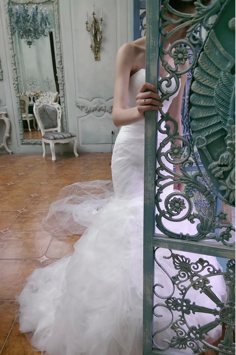 Mermaid Wedding Dresses China Supplier Made In China Latest Dress Designs HSW7 (1)