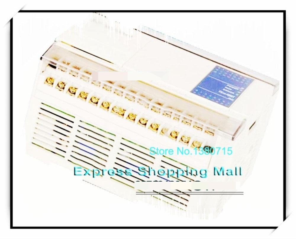 New Original PLC 100-240V AC 24 point 24V transistor 16 point 1 COM LX2N-40MTC-A plc srt2 od04