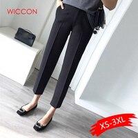 57445e89558632 Business Pant For Women Office Melhores ofertas