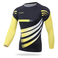 Outdoor Long Sleeve T Shirt Men Cycling Hiking Jersey Coolmax Breathable Sport Running Sweatshirt Camp Fishing