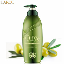 LAIKOU Olive Oil Hair Conditioner For Moisturizing Nourishing Dry Damaged Repair Care Scalp Treatment Smooth