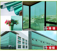 75cmx15m Hotsale solar window film Self adhensive Anti UV Heat Insulation Decorative Window Film Foil for Privavy Protection
