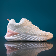 Summer Sneakers For Women Breathable Mesh Shoes Witte Dames Fashion Brand White Autumn 2019 New