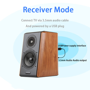 Image 3 - New bluetooth adapter wireless transmitter receiver 2 in 1 3.5mm Aux PC TV car stereo headphone audio doc player adaptor LYJF