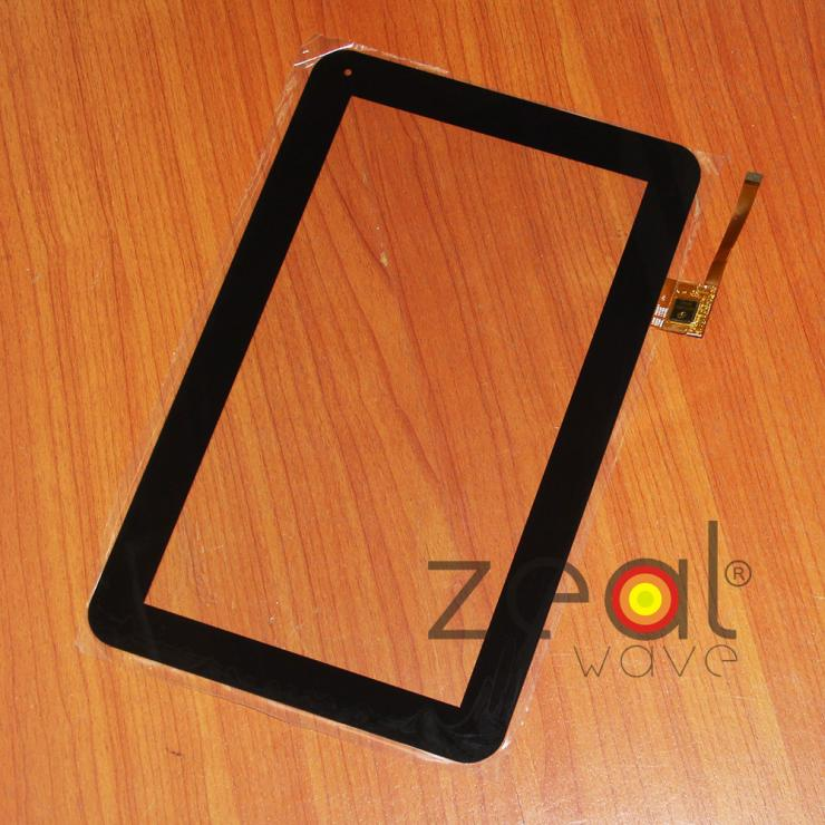 10.1 Inch RS072PS-V1.0 Capacitive Touch Screen Digitizer Gass For Tablet PC