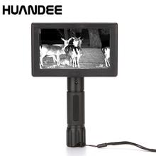 HUANDEE Handhold Cameras 1.2 Flux Lens IR NV Hunting Spotter