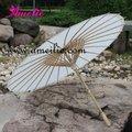 Free shipping Factory direct wholesale Paper canopy Radius 42cm Bamboo ribs Wedding parasols Chinese sun umbrellas
