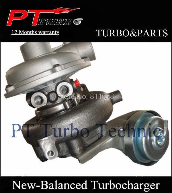 turbocharger turbolader complete turbo full turbo rhf4v. Black Bedroom Furniture Sets. Home Design Ideas