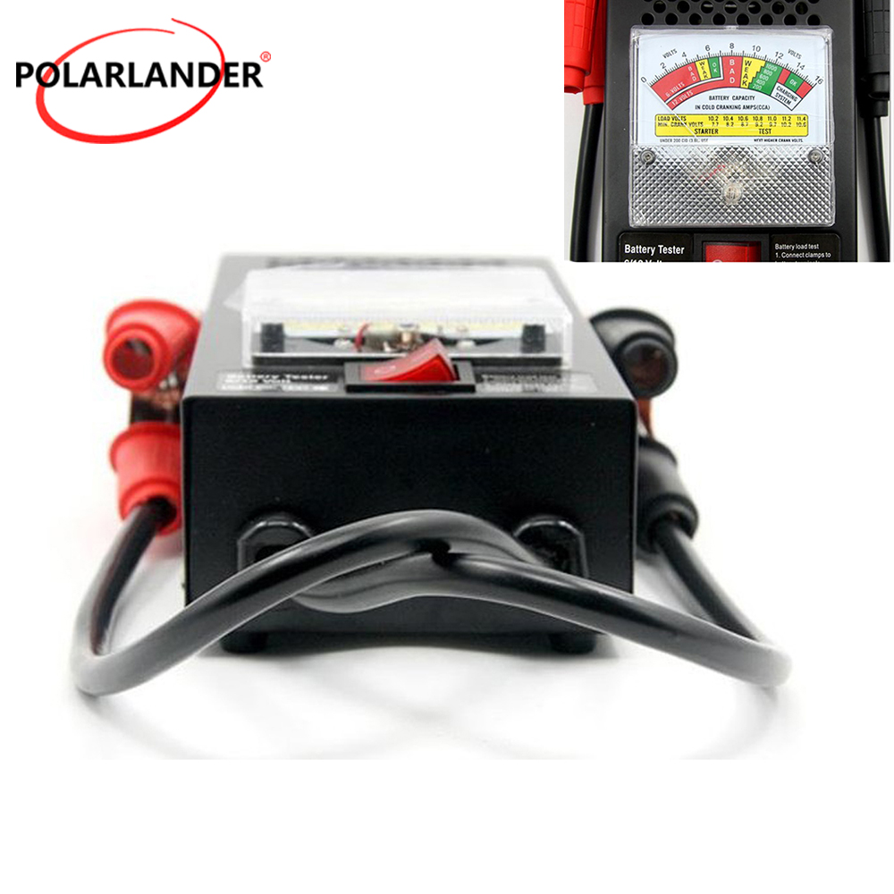 Polarlander Car Electric Tester Car Battery Testercar Circuit Tester Car Circuit Detector Famous For Selected Materials Novel Designs Delightful Colors And Exquisite Workmanship