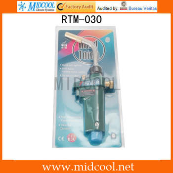 Without oxygen welding torch RTM-030