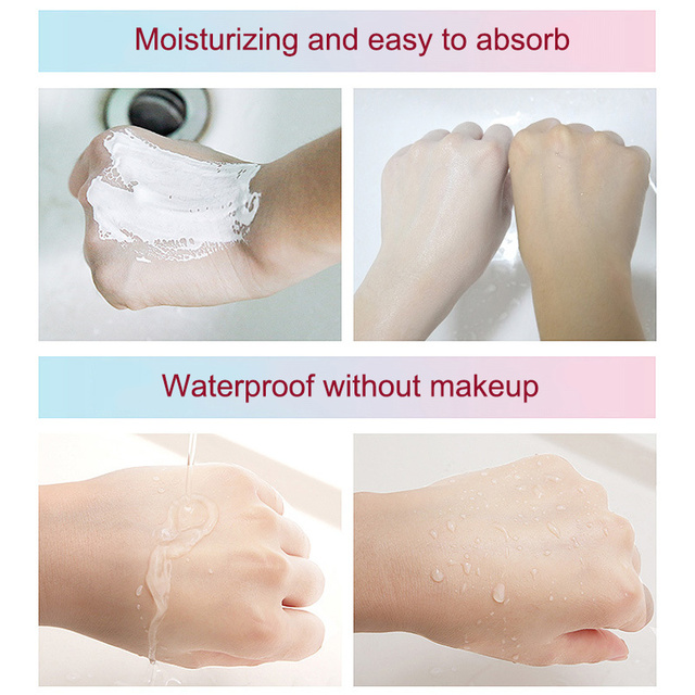 Sunblock Whiten Cream Waterproof Long Lasting Face Body Skin SPF90 Sunscreen OA66