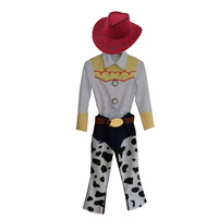 Toy story Jessie cowgirl Fancy Dress Up Costume For Kid With Hat