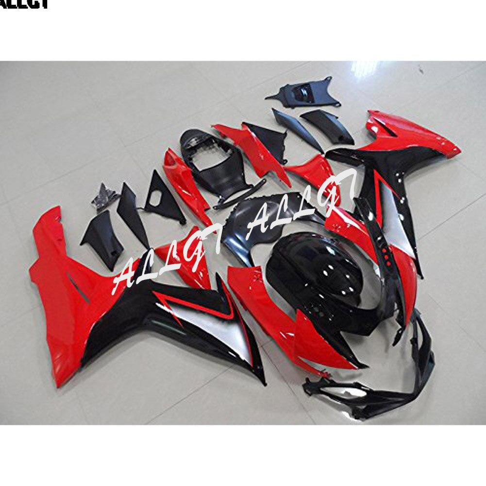ABS Plastic Injection Fairing Kits For Suzuki GSXR 600 GSX ...