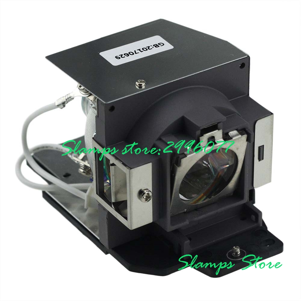 High Brighness Compatible MP776 MP776ST MP777 Projector Lamp 5J.J0405.001 for BENQ with housing 5j j0405 001 compatible projector lamp with housing for benq mp776 mp776st mp777 projectors