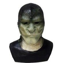 Halloween Costumes Prop Horrible Beast Reptilian Elite Alien Lizard Man mask