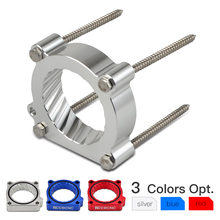 CNC Throttle Body Spacer Air Intake Manifold Extender Adaptor For Audi A4 Allroad 2010-2013 A6 C7 TT 12-14 Q3 Q5 12-15 2.0TFSI wlring store new throttle body for rsx dc5 civic si ep3 k20 k20a 70mm cnc intake throttle body performance wlr6951