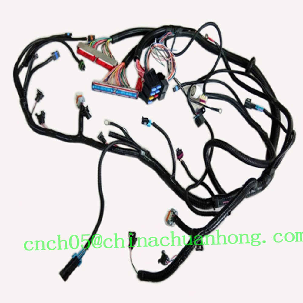 ford 302 wiring harness standalone cnch  99  06 4 8 5 3 6 0 w 4l60e vortec standalone swap wiring  w 4l60e vortec standalone swap wiring