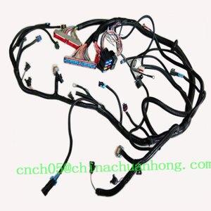 CNCH обновленный TXL провода LS1 / LS6 5.7L EV1 24X двигатель автономный LS жгут проводов W/4L60E трансмиссия