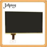 Jstping 6.5 inch Resistance GPS touch screen C065GW03 V0 V1 V3 155mm*90mm car navigation sensor digitizer panel glass