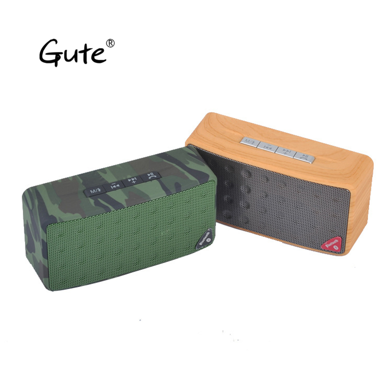 Gute hot bafles de sonido Bluetooth speaker bt FM Radio bocina loudspeaker enceinte bluetooth portable puissant