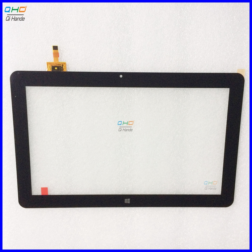 New Touch Screen For 10.6 Cube i7 Stylus Tablet with 106005C-B-02 Touch Panel digitizer glass Sensor Replacement Free Shipping new touch screen for 10 1 inch cube iwork10 ultimate i15t tablet touch panel digitizer glass sensor replacement free shipping