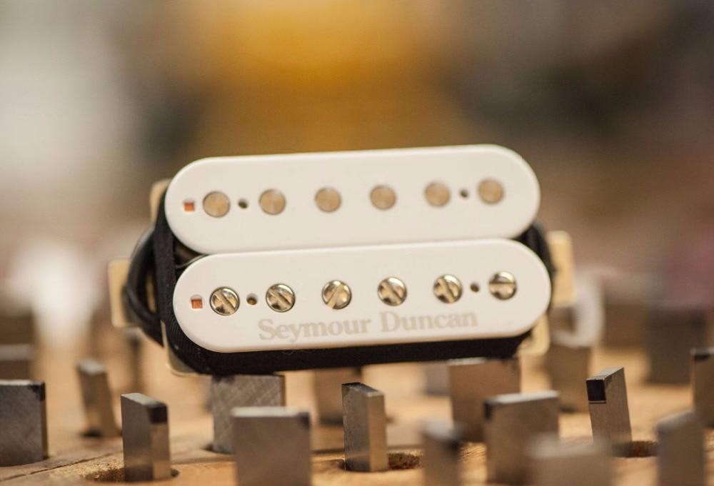 Seymour Duncan SH-6 Duncan Distortion Humbucker Guitar Pickup Neck/Bridge Made in USA with Retail Packaging* стоимость