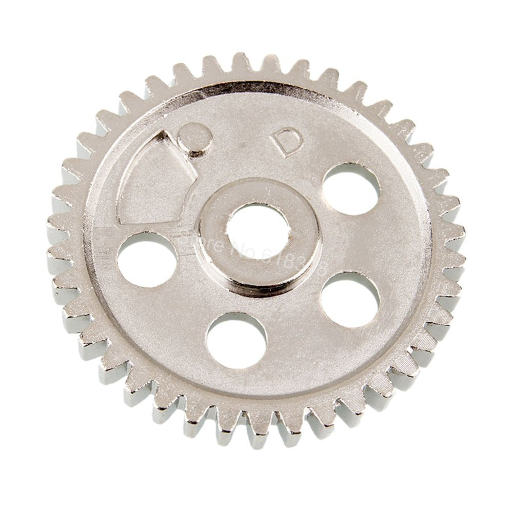 10PCS 06033 Steel Metal 42T Spur Gear Fit 2 speed RC Car For HSP Backwash Redcat Tornado S30 Shockwave Tsunami (Nitro) Vortex SS