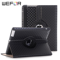 Case Cover For Apple IPad 2 IPad 3 IPad 4 PU Leather Flip Smart Stand 360